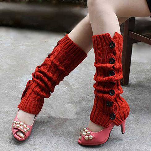 Fancy Feet - Button up your Boot Socks - VistaShops - 3