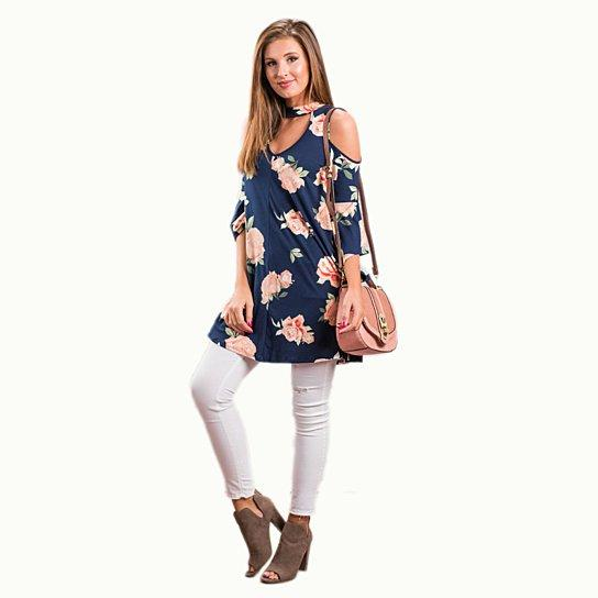 Sweetheart Tunic For Date Night