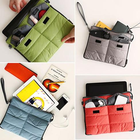 GO GO Gadget Pouch Insert ORGANIZE AND SWITCH - VistaShops - 3