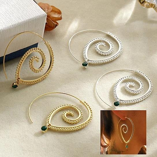 Hot Hoops Summer Earrings 2 Pairs