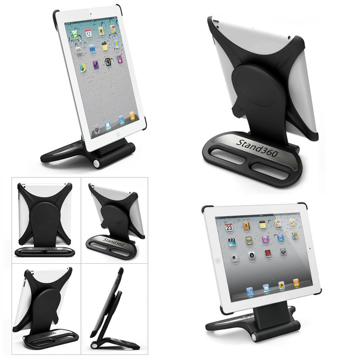 iPad Stand 360 - A Perfect View at any Angle - VistaShops - 2