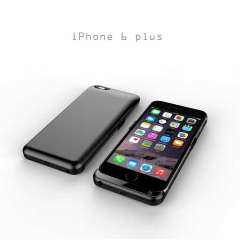 iPhone 6 PLUS - Power Extender case up to 125% more power - VistaShops - 3