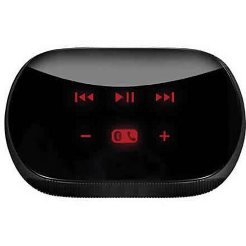 Mini Boom Bluetooth Speaker with touch screen controls - VistaShops - 1