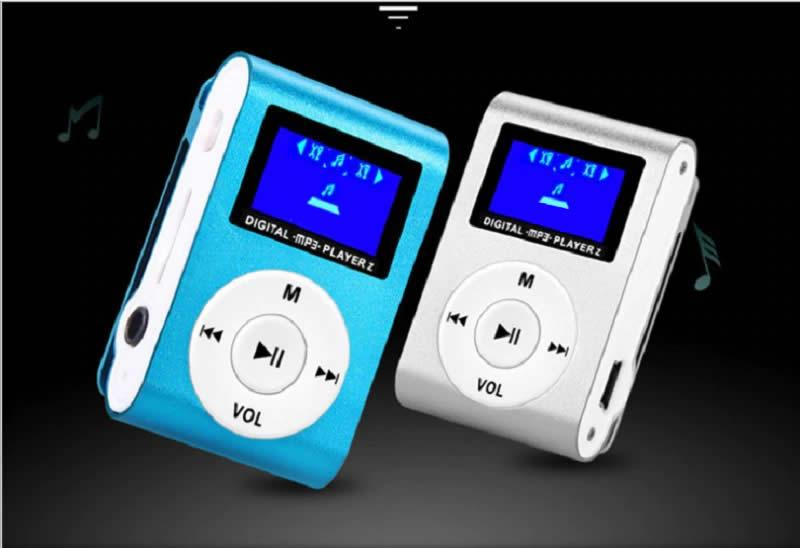 Mini Tune Buddy Jog And Walk With MP3 Player And FM Radio