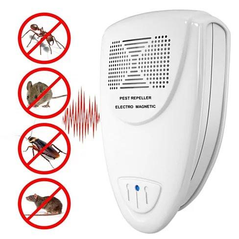 QUITO MOSQUITO An Ultrasonic Digital All Pest Repeller - VistaShops - 2