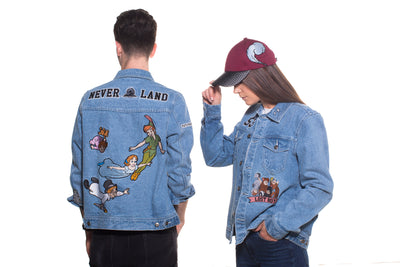 Never Land Denim Jacket