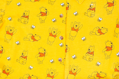 Winnie the Pooh Button Up Dress