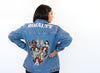 Disney Princess Anniversary Denim Jacket