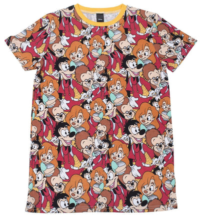 Goofy Movie AOP T-Shirt
