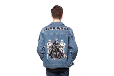 Star Wars Denim Jacket