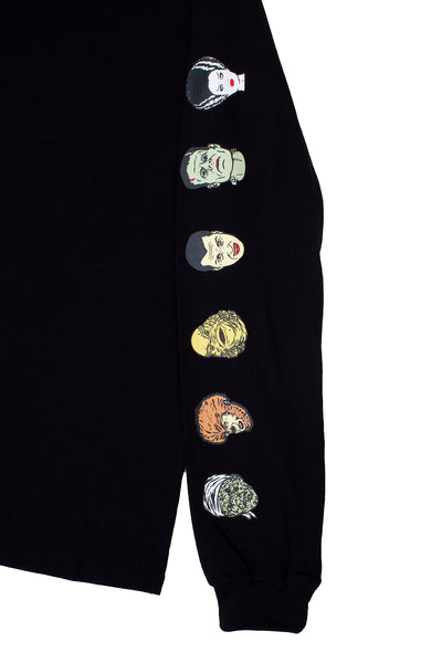Universal Monsters Long Sleeve Shirt
