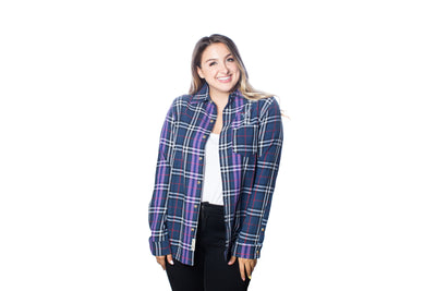 Frozen Elsa Flannel