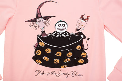 Kidnap The Sandy Claws Pullover