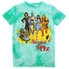 Wizard of Oz Vintage Tie Dye T-Shirt