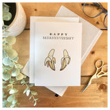 Happy BanAnniversary Card