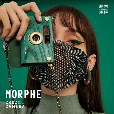 CROZ MORPHE Digital Camera - Classic Green  經典綠
