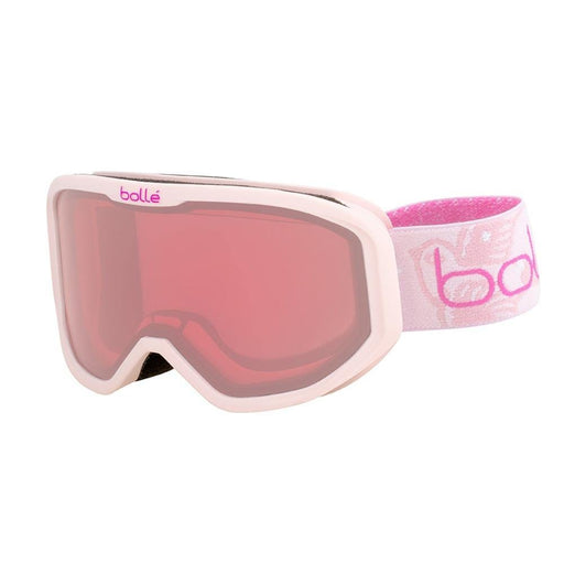 Bolle Goggles Pink / Vermillon Bolle Inuk Kids Ski Goggle 054917350802 21972