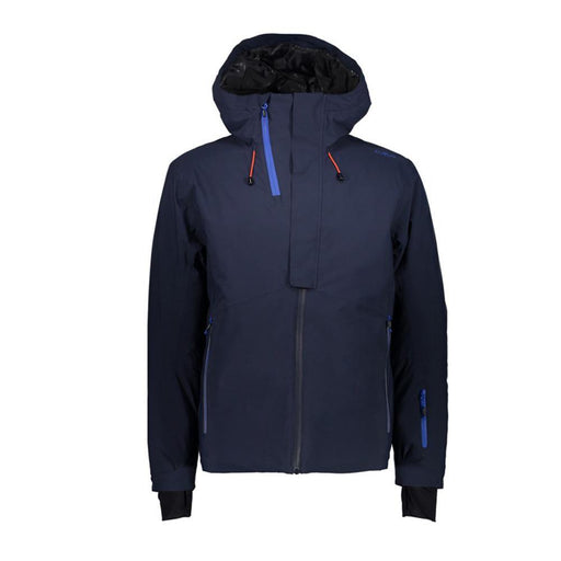 CMP Jackets 46/UK 36 / Blue CMP 39W1527 Mens Mid Fixed Hood Ski Jacket 8056381561120 39W1527