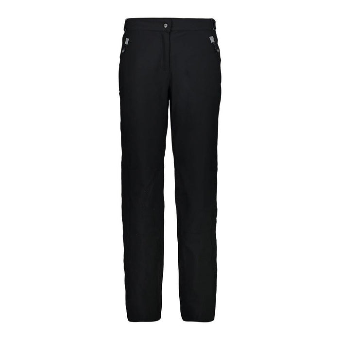 CMP Pants 36/UK10 / Black CMP 3W18596CL Ladies Patmore LONG Ski Pant Black 8059140372944 3W18596CL