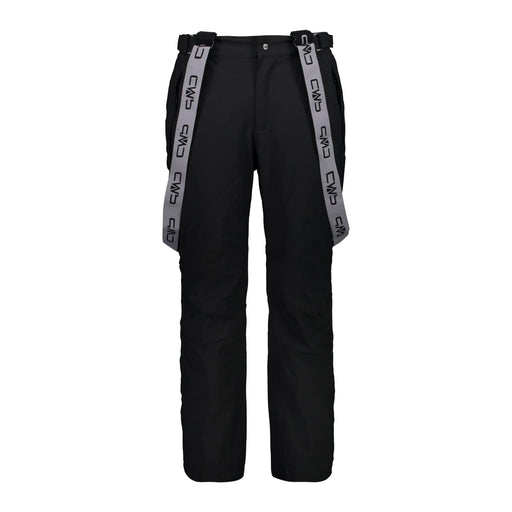 CMP Pants 94/UK 32L / Black CMP 3W17397CL Mens Hayes Long Ski Pant 8056381079649 3W17397CL