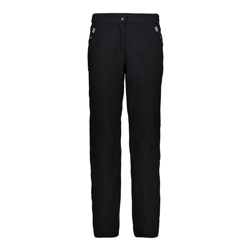 CMP Pants N901 Black / 34/UK8 CMP 3W18596N Ladies Patmore Ski Pant REGULAR Length 8033625721175 3W18596N
