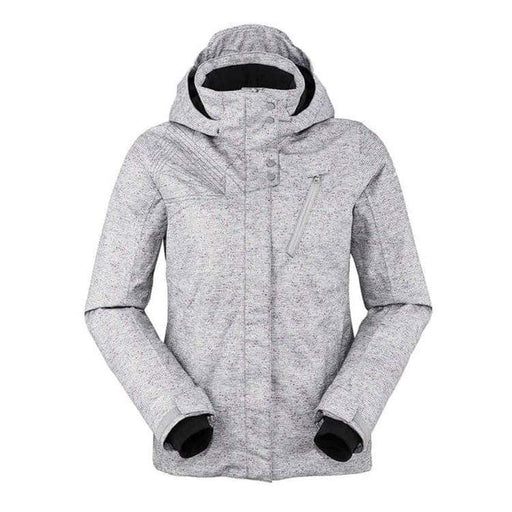 Eider Jackets 42/UK 14 / Misty Grey Eider Edge Ladies Ski Jacket EIV4100