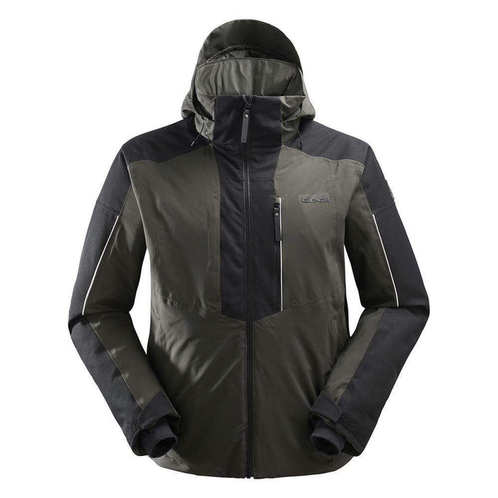 Eider Jackets Medium / Deep Jungle / Black Eider Ridge Mens Ski Jacket 3600876679927 EIV4339
