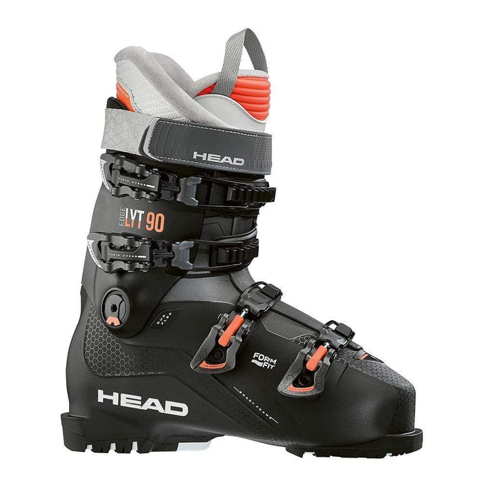 Head Ski Boots 22.5 / Black Head Edge Lyt 90 W Ski Boot 792460626332 609218