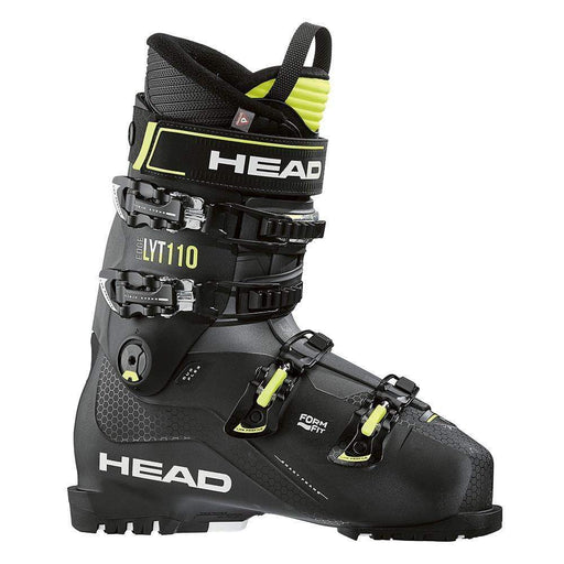 Head Ski Boots 25.5 / Black Head Edge LYT 110 Ski Boot 792460626318 609215