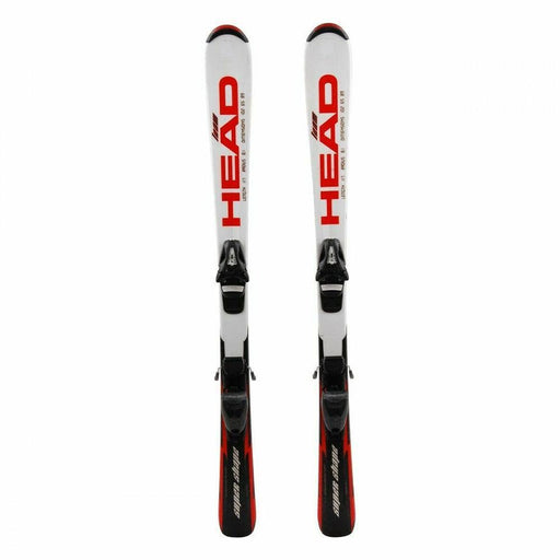 Head Skis 137 Head TEAM SUPERSHAPE JR Ski with binding 726423366959 314350