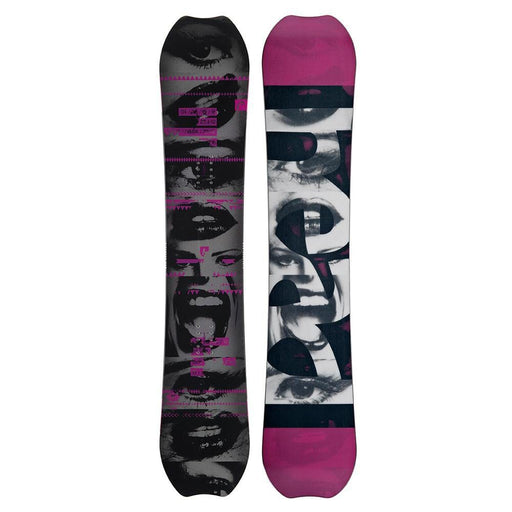 Head Snowboards 142cm / Purple/Black Head SHES GOOD Snowboard