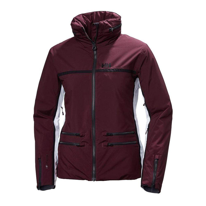 Helly Hansen Jackets Port / Medium Helly Hansen Star Ladies Ski Jacket 7040055201147 65516