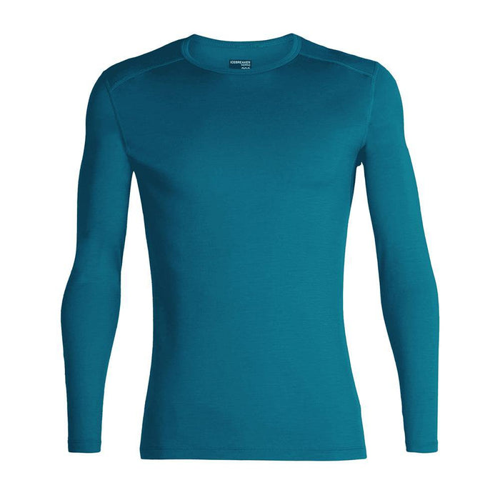 Icebreaker Base Layers Alpine / Small Icebreaker Mens 200 Oasis LS Crewe 9420058526702 104365
