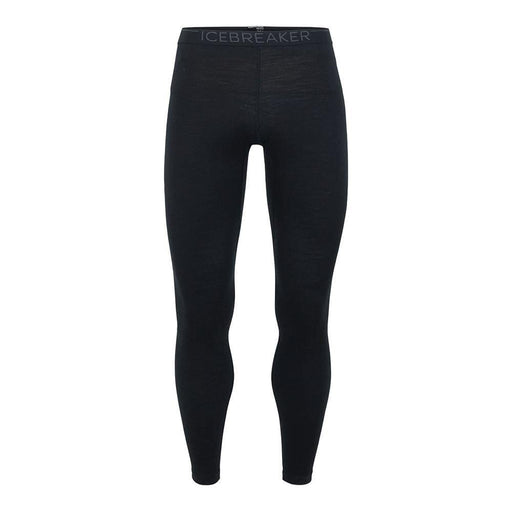 Icebreaker Base Layers Black / Small Icebreaker Oasis 200 Mens Leggings 9420058527303 104369