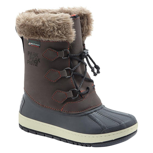 Manbi Apres Boots Brown / 40/41 Manbi Nanouk Mens Apres Boot 5055159886475 MD150-01