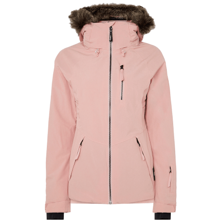 O'Neill Jackets X-Small / Pink O'Neill Ladies PW Vauxite Ski Jacket 8719403554462 9P5022