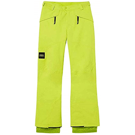 O'Neill Pants Lime Punch / 164cm O'Neill Kids PB Anvil Ski Pants 8719403550167 9P3072