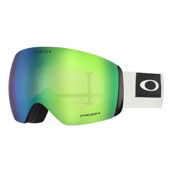 Oakley Goggles Blocked Out / Prizm Jade Oakley Flight Deck Ski Goggle 888392405685 705069