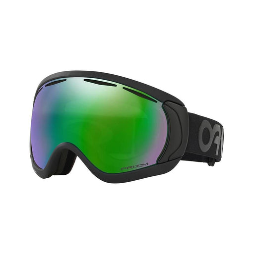 Oakley Goggles Factory Pilot / Prizm Jade Oakley Canopy Snow Goggle 888392181961 OO7047-68