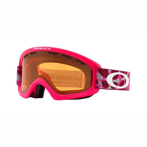 Oakley Goggles OctoFlow Coral Pink / Persimmon Oakley O Frame 2.0 XS Ski Goggle 888392328762 OO7048-14