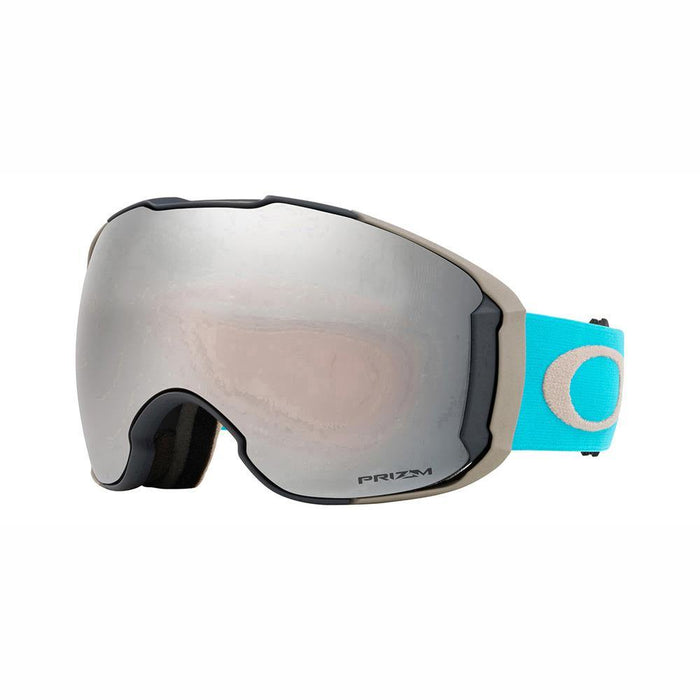 Oakley Goggles Sea Moon Rock / Prizm Black + Prizm Rose Oakley Airbrake XL Goggle 888392332073 OO7071-36