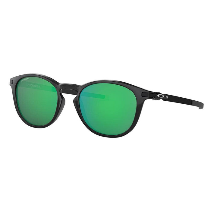 Oakley Sunglasses Black Ink / Prizm Jade Oakley Pitchman R Black Ink Prizm Grey 888392402363 943903