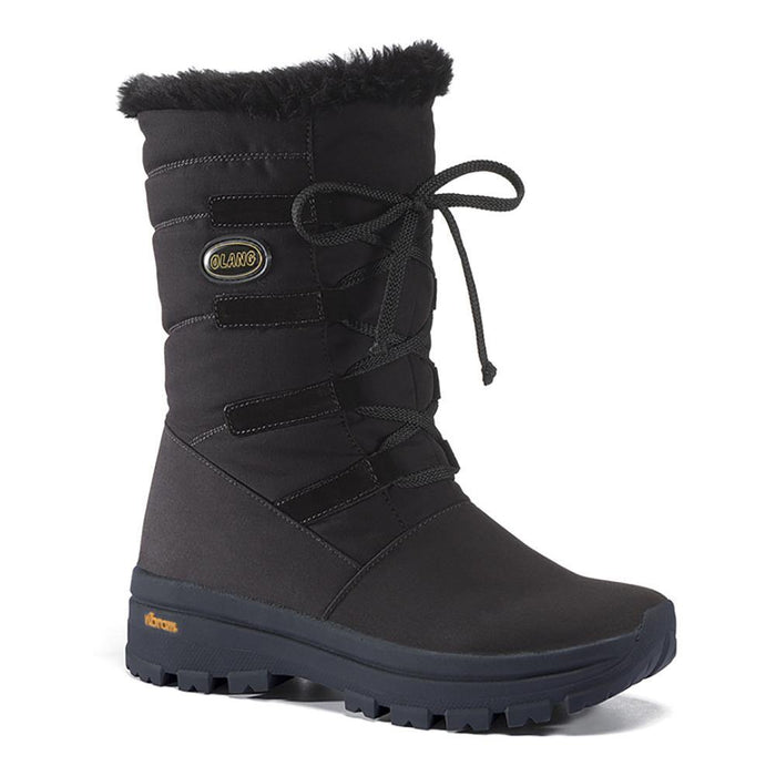 Olang Apres Boots Black / 38 Olang Nora AG Ladies Apres Boot 8026556544654 MDC898AG-81