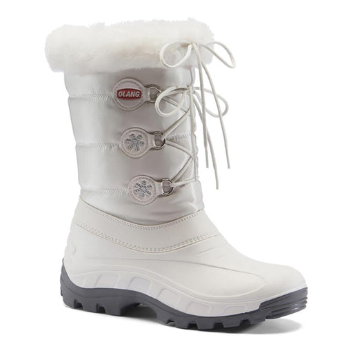 Olang Apres Boots White / 35/36 Olang Patty Ladies Apres Boot 8026556000433 MDC556-825