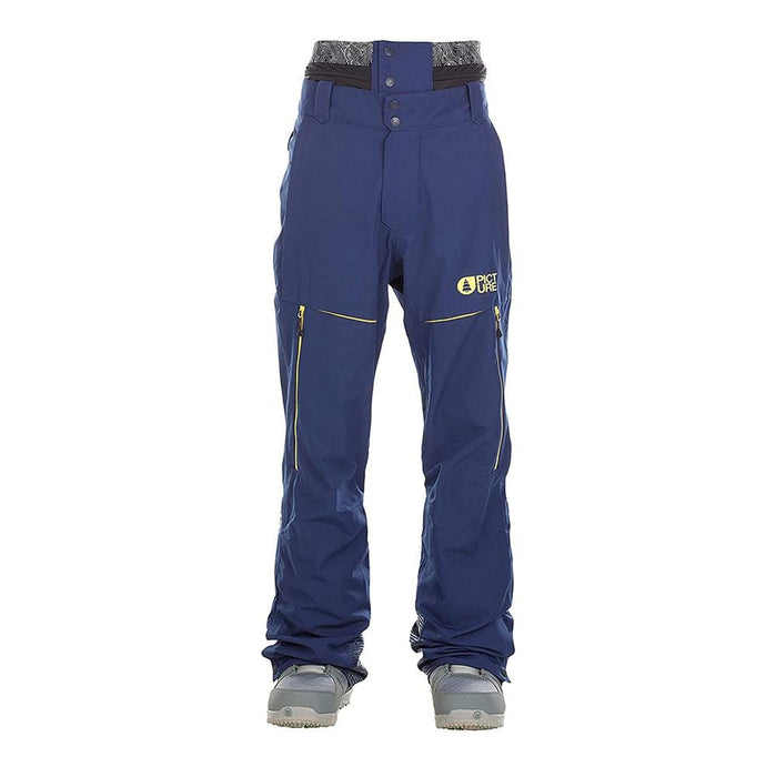 Picture Pants Dark Blue / Large Picture Mens Object Ski Pant 17