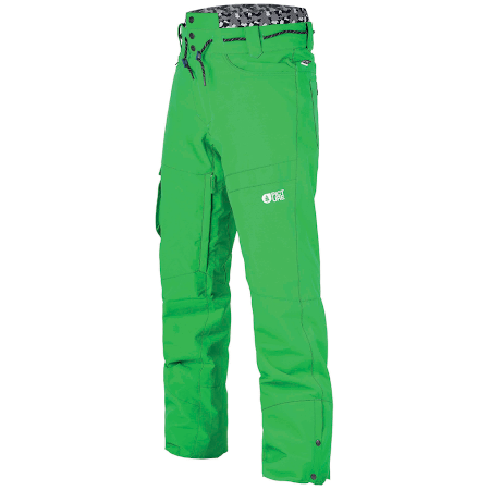 Picture Pants Green / Small Picture Mens Under Ski Pant 3663270344198 MPT089