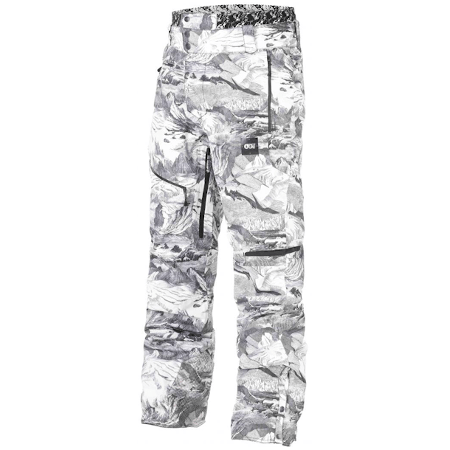 Picture Pants Small / White Picture Mens Track Ski Pant 3663270345317 MPT092