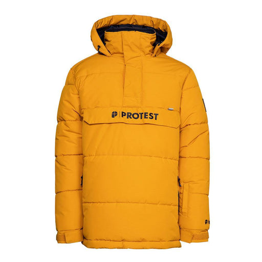 Protest Jackets 152cm / Dark Yellow Protest Boys Dylan Ski Jacket 8719947143818 6811002