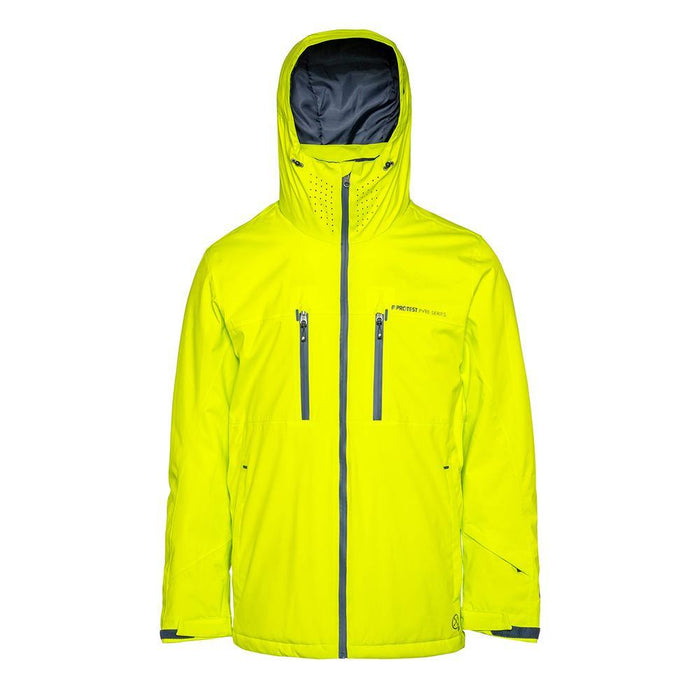 Protest Jackets Small / Yellow Protest Mens Clavin 19 Ski Jacket 8719947014873 6710392
