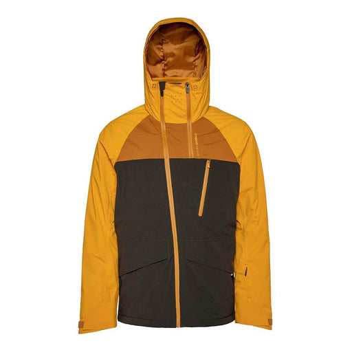 Protest Jackets Small / Yellow Protest Mens Kikham Ski Jacket 8719947014392 6710192